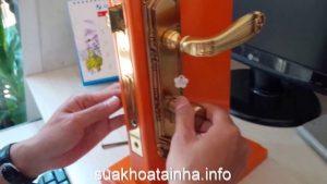 Những dấu hiệu cho thấy khóa cửa gỗ bị hỏng