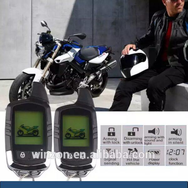 chống trộm LCD 2 chiều MOTO
