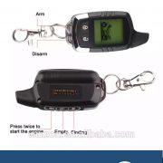 chống trộm remote LCD